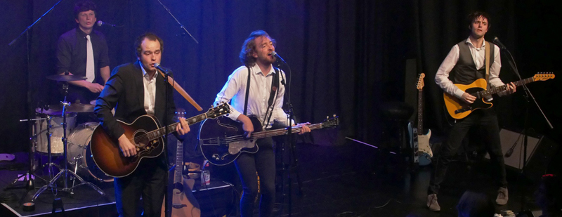 [Translate to Englisch:] Konzert in der Kulturscheune Herborn
